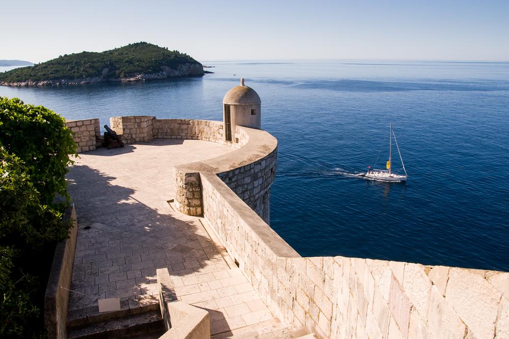 Trónok harca helyszínek - Dubrovnik, Királyvár otthona