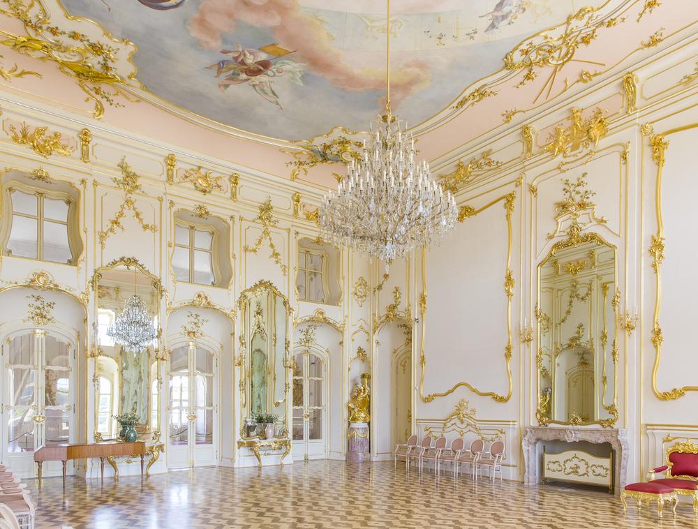 Esterházy kastély Fertőd
