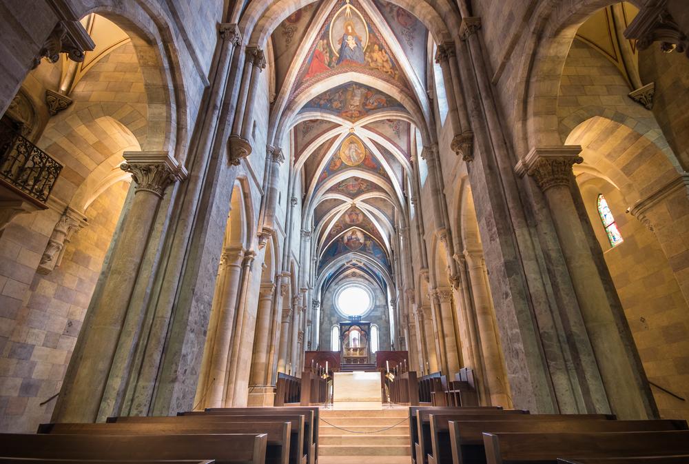 pannonhalmi főapátság bazilika