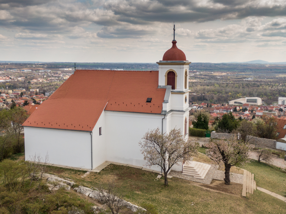 mandulavirágzás Pécs