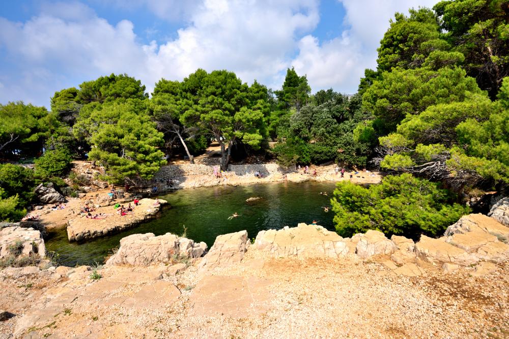 Trónok harca helyszínek - Lokrum sziget, ahol strandolni is lehet