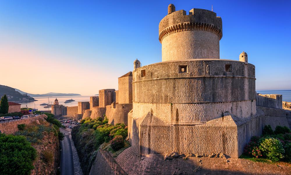 Minčeta erőd - a Trónok harca leglátványosabb helyszíne