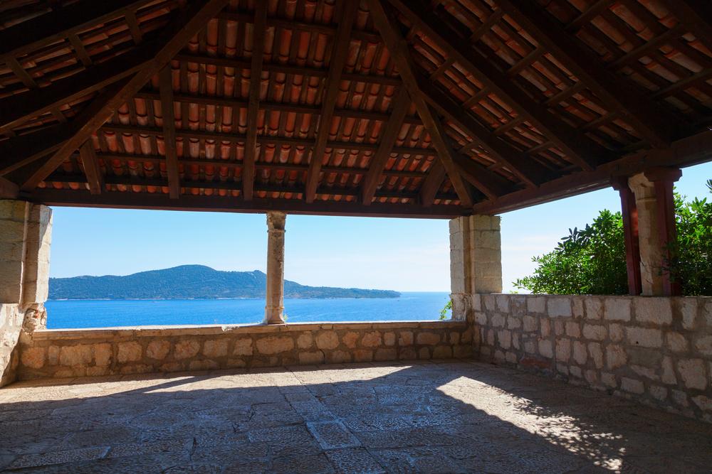 Trsteno arborétum, Dubrovnik - az egyik legyszebb a Trónok harca helyszínek közül