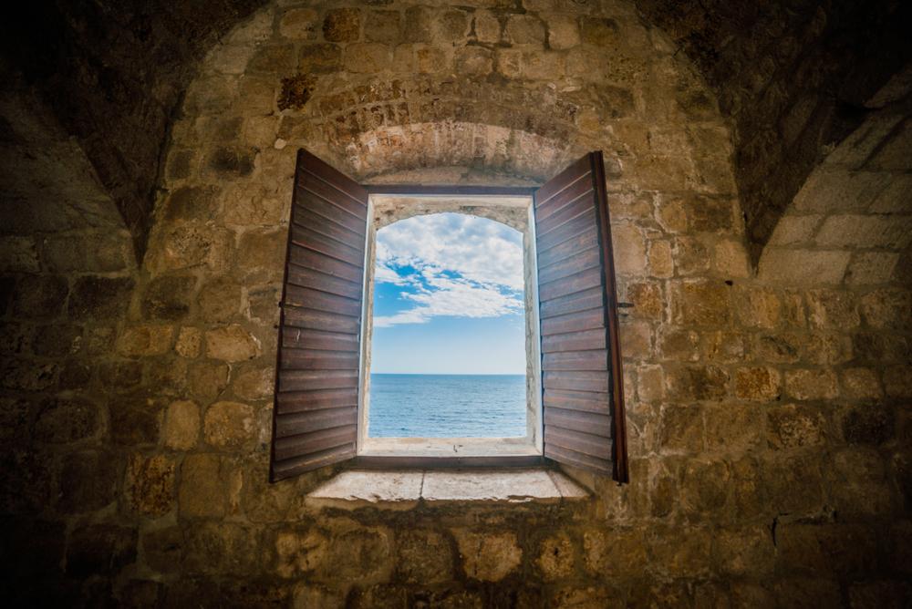 Dubrovnik óvárosában forgatták a Trónok harcát - Lovrijenac erőd belülről, Királyvár fő forgatási helyszíne