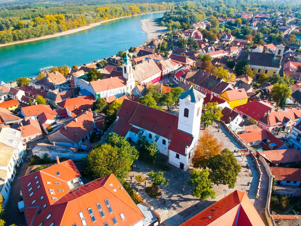 Szentendre Dunakanyarban