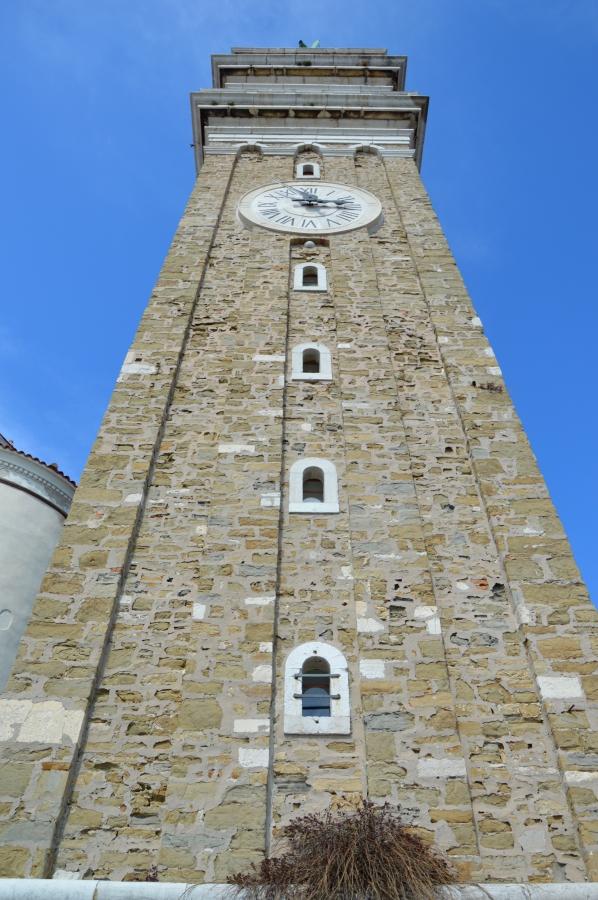 piran szent györgy templom