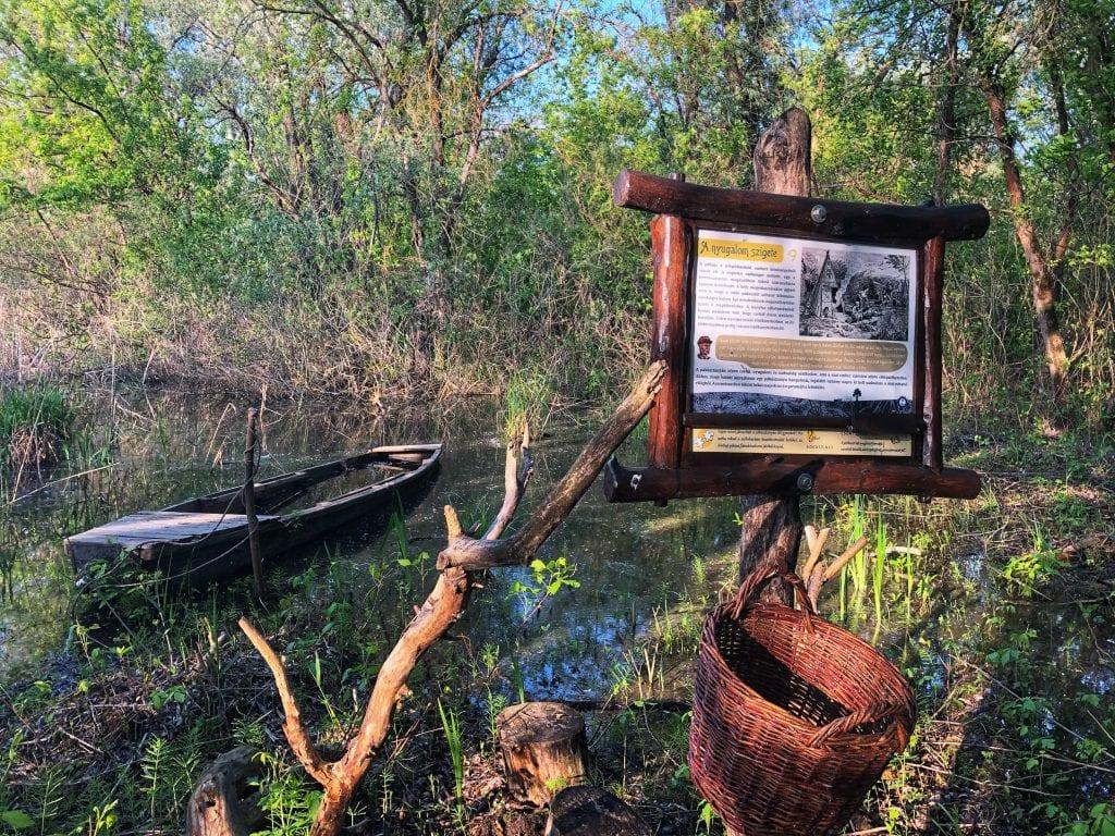 Tisza-tó tanösvények túrák