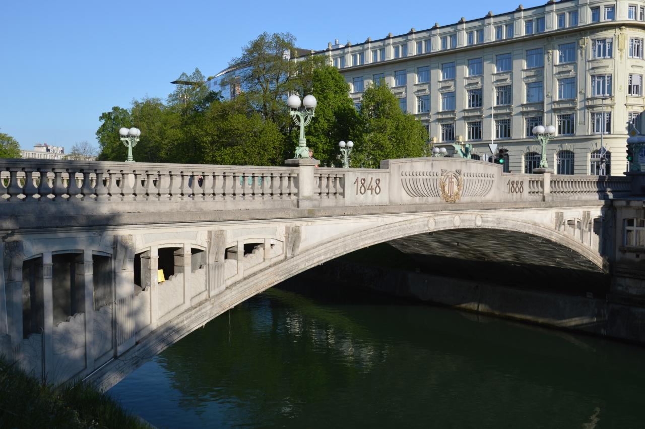 Ljubljana zöld főváros