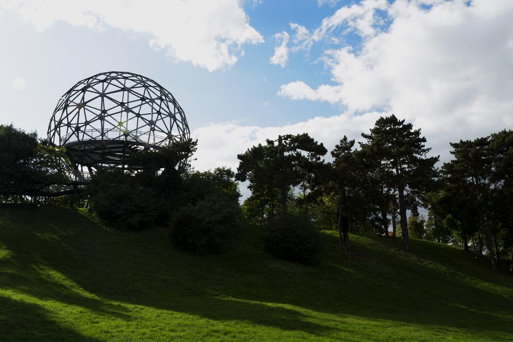 Balaton Piknik a Gömbkilátóban