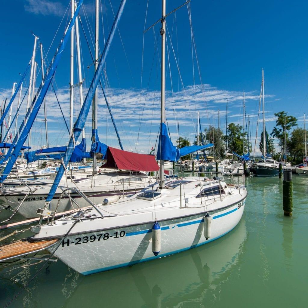hajós hotelek vizes programok