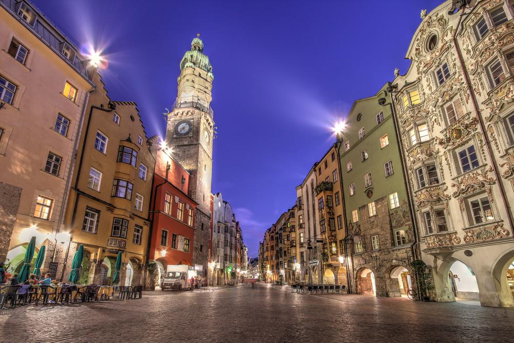 top 10 látnivaló Innsbruck