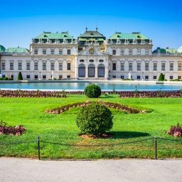 Belvedere palota, Bécs