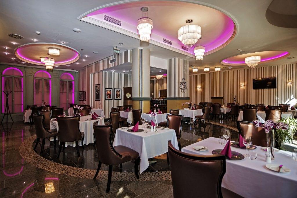7 romantikus étterem nyáresti randira
