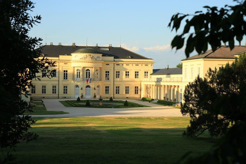 Károlyi-kastély Fehérvárcsurgó