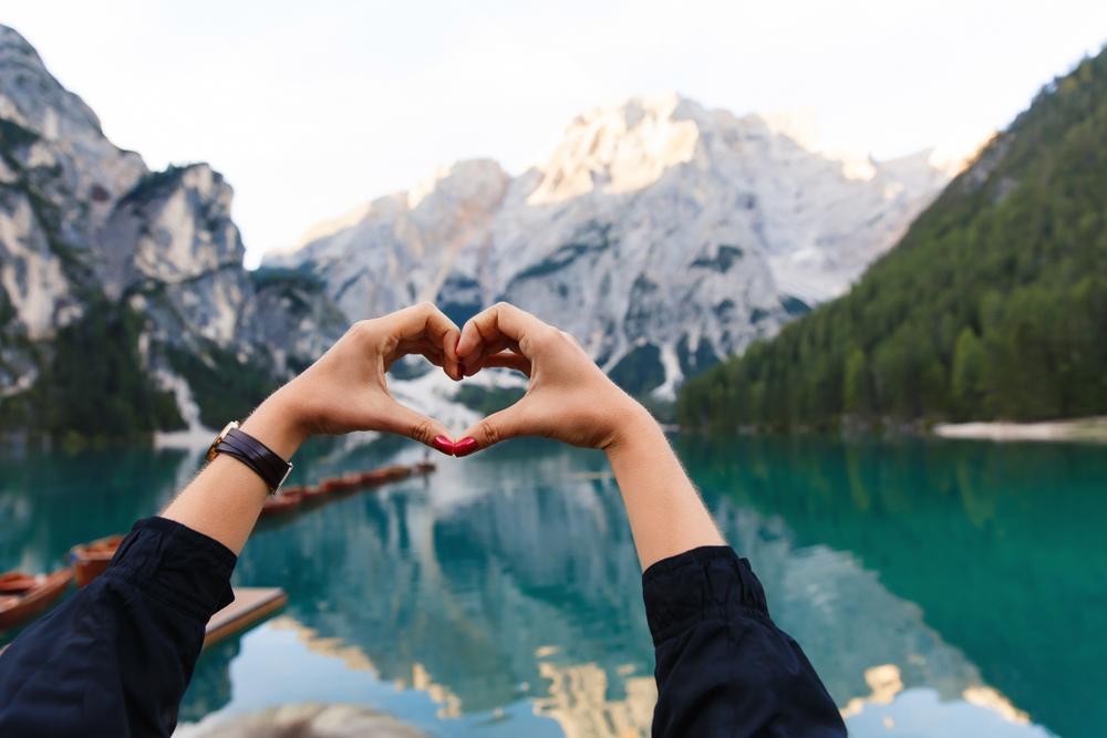 Braies-tó Olaszország