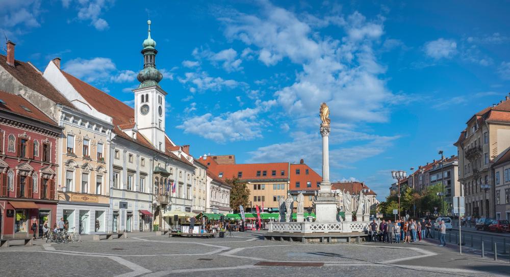 városnézés Maribor