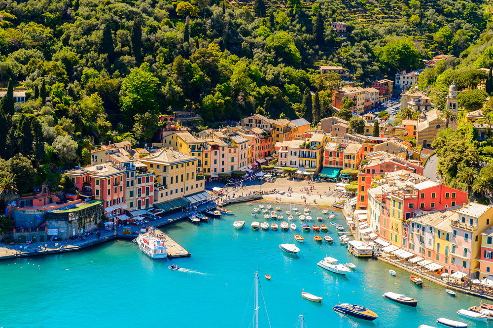 Portofino Olaszország