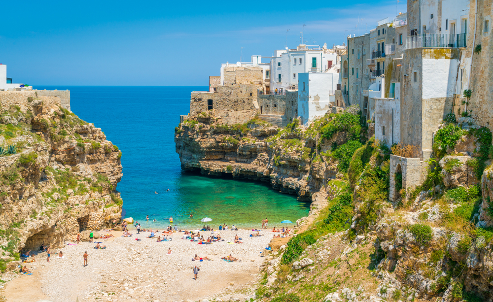 Puglia festői látnivalói
