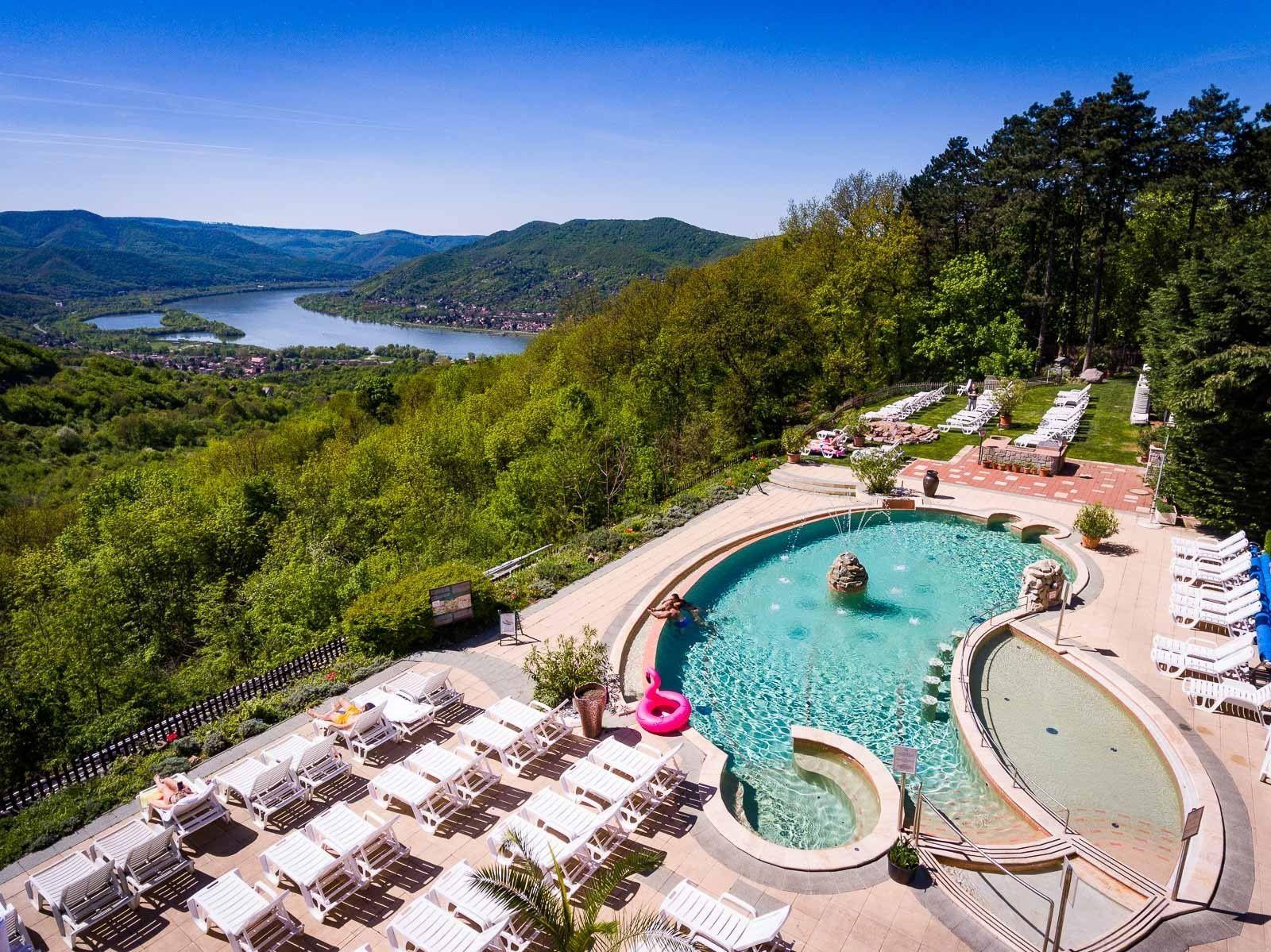 Őszi wellness kalandok: szállodák gyönyörű környezetben