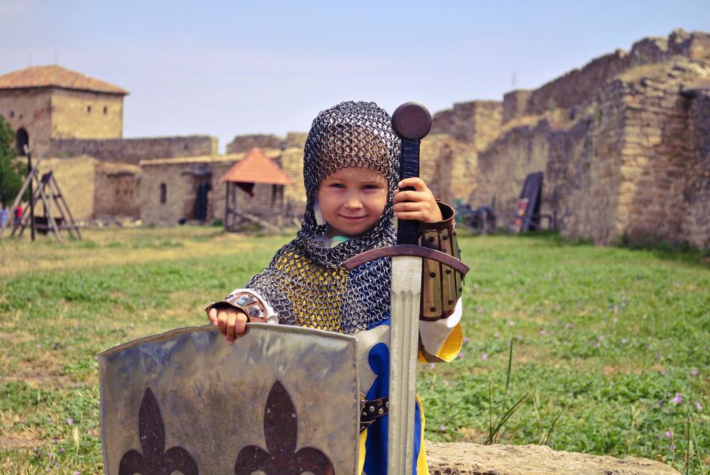 Magyarországi várak gyerekek