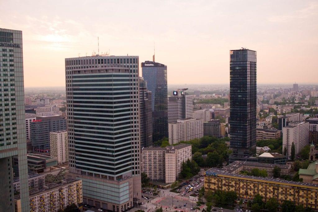 Varsó nevezetességek