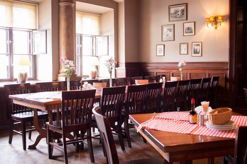 top 5 étterem Varsóban