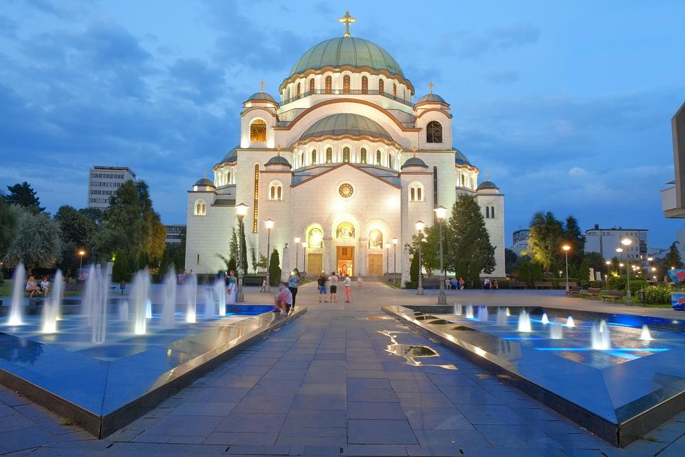 5 látnivaló Belgrádban
