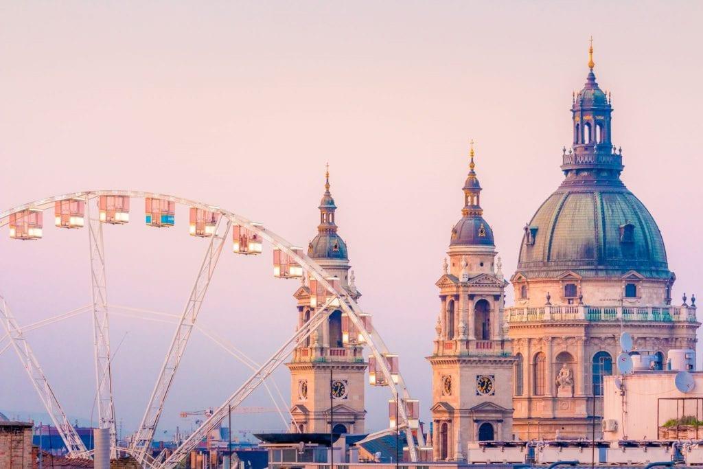 Budapesten randizni