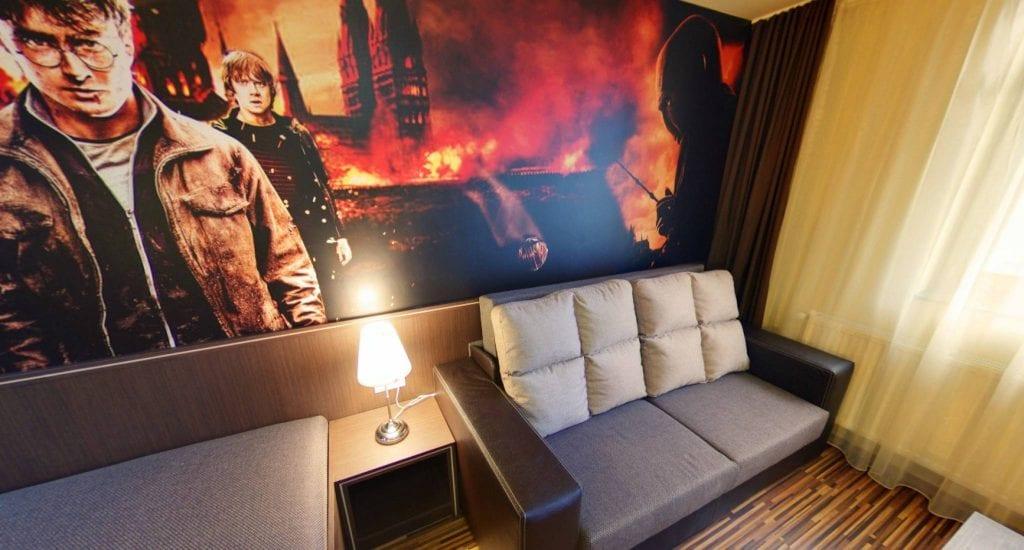 Harry Potter hotelek