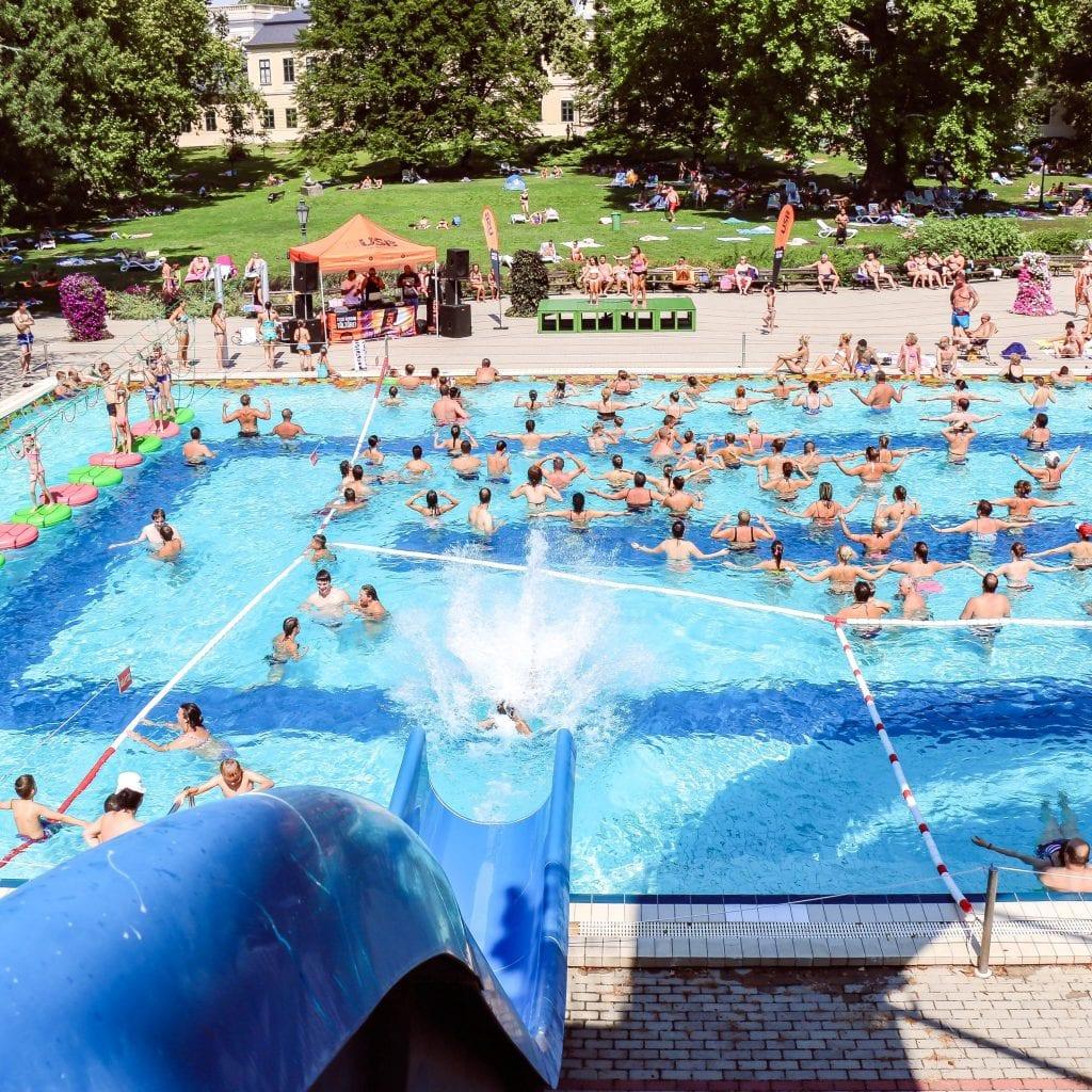 Vizes programok Magyarország kedvenc élményfürdőiben