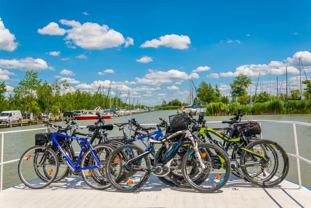 Kerékpártúra a Fertő tó körül
