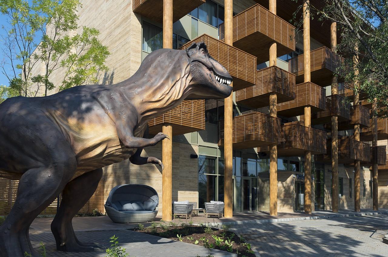 Hotel Pangea és a Nyíregyházi Állatpark