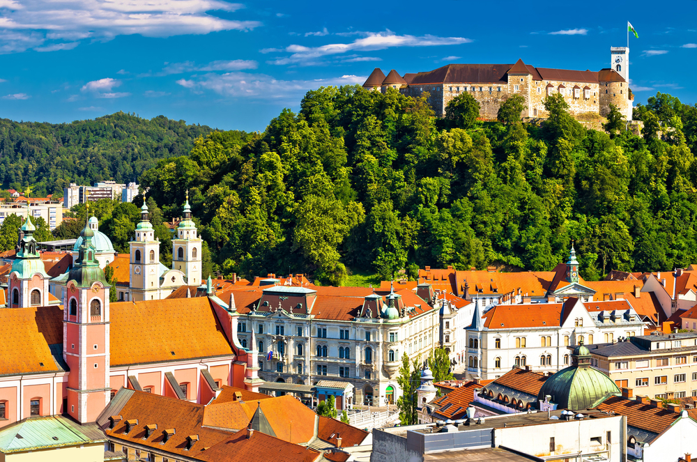 Ljubljana másként