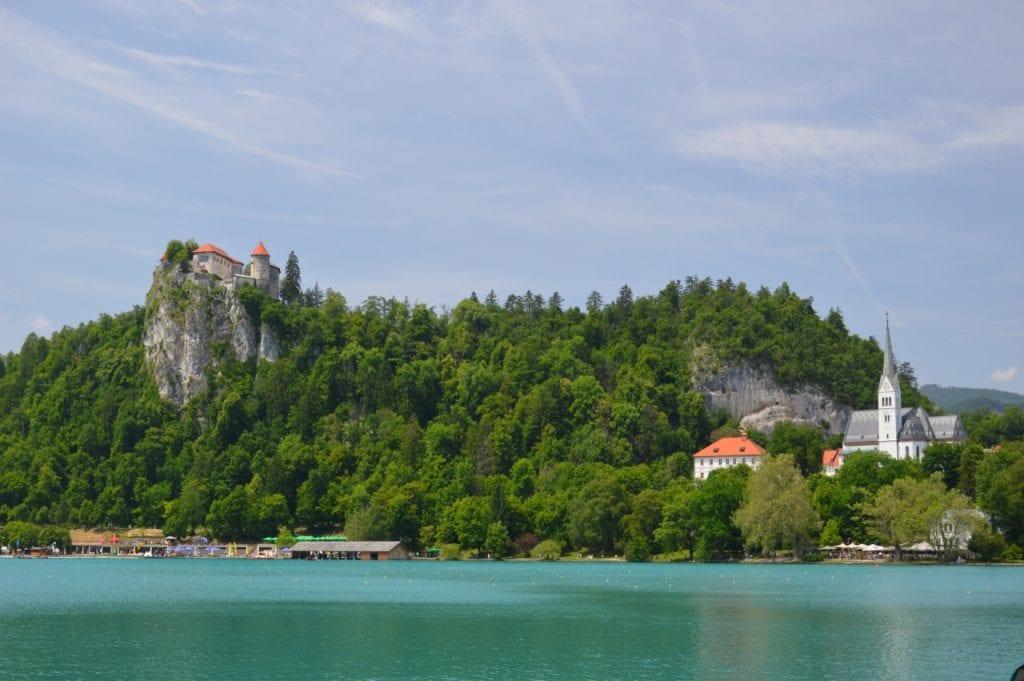 Bledi-tó és a Bohinj-tó környéke