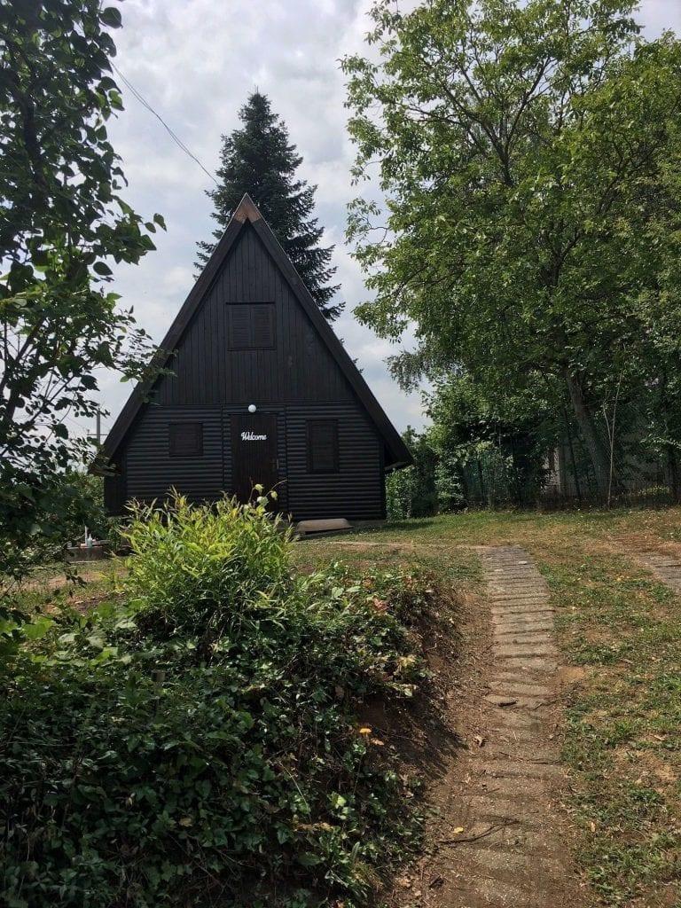 Erdőszéli házak Magyarországon