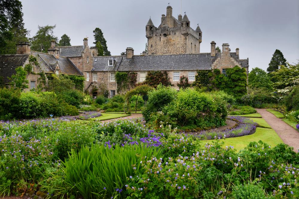 Cawdor kastély, Skócia