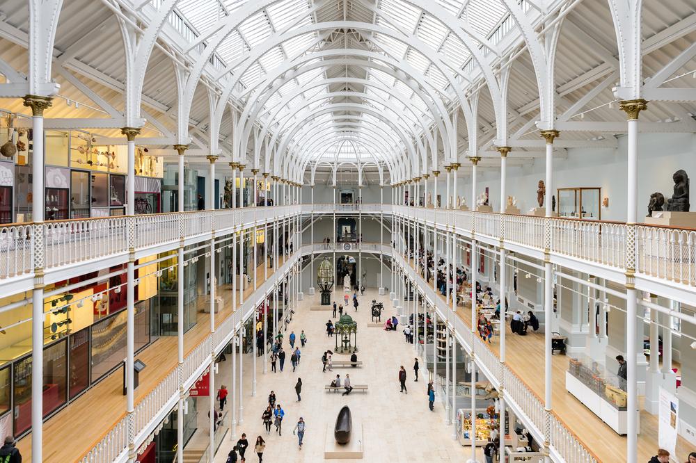 Skót Nemzeti Múzeum, Edinburgh
