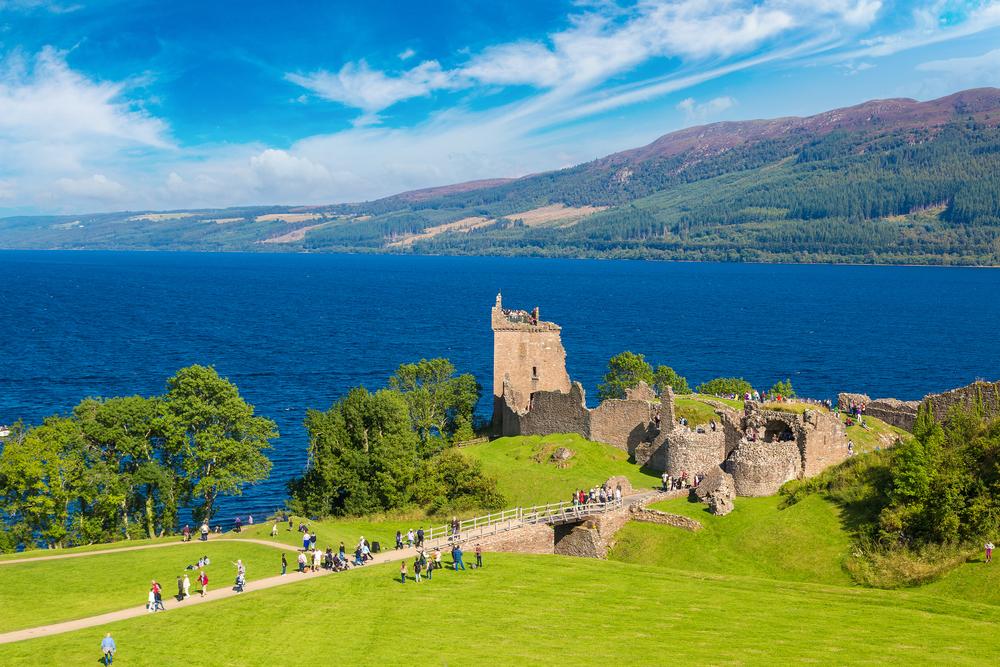 Loch Ness, Skócia