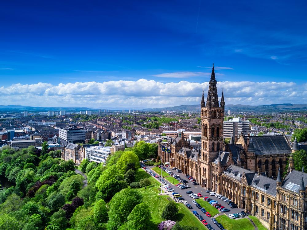 Skócia látnivalói Glasgow