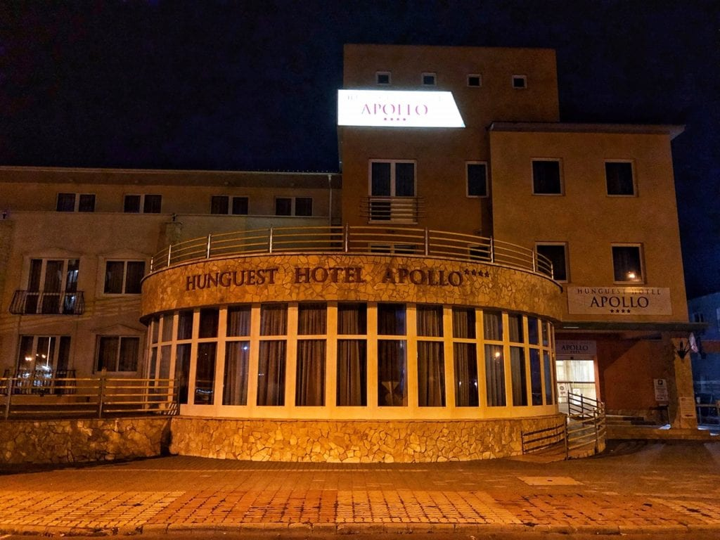 Őszi wellness Hunguest Hotel Apollo