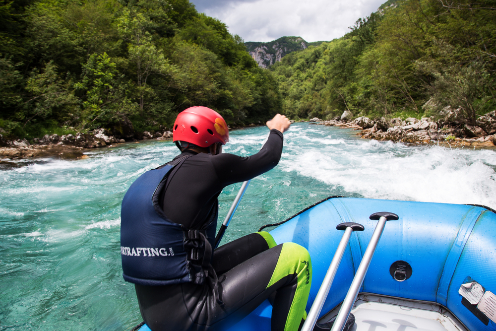 rafting magyarországon