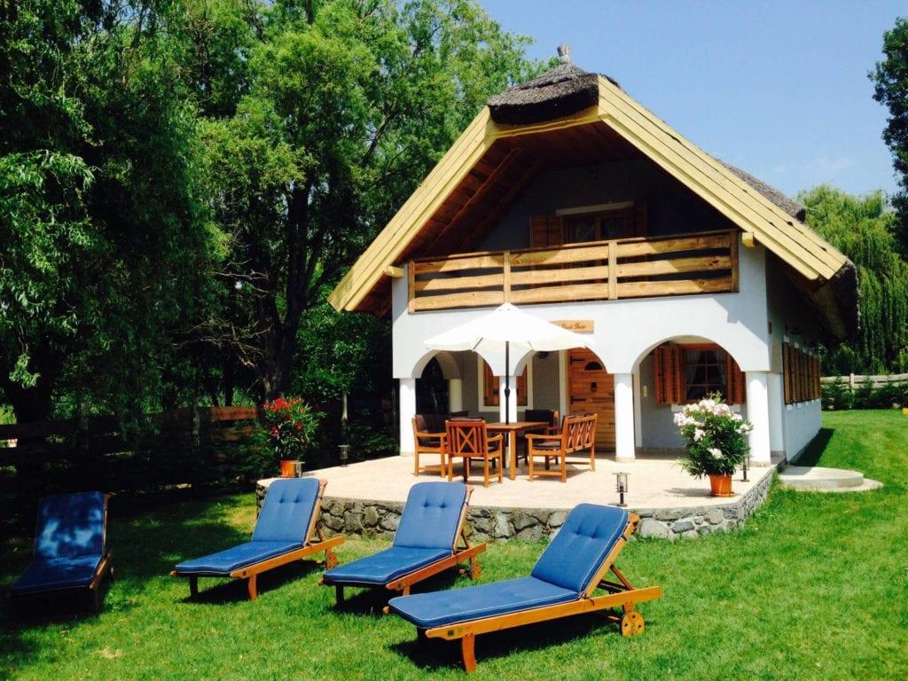 Elragadó vendégházak Badacsonyban