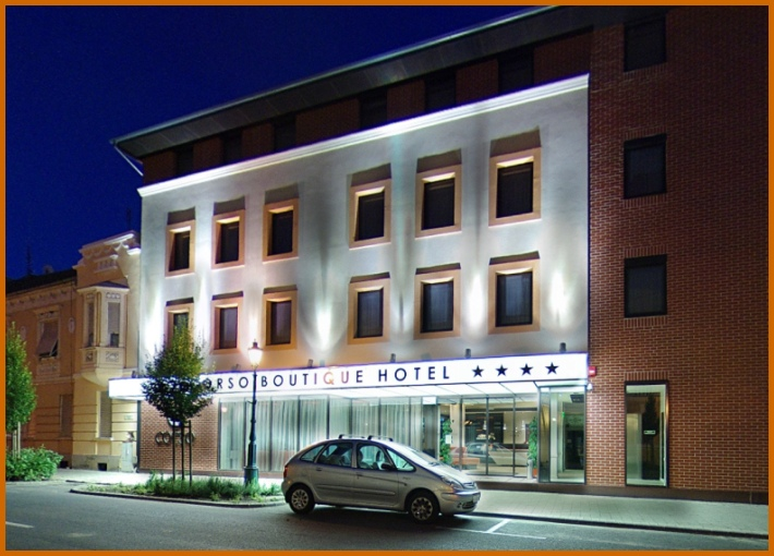 Mit jelent a boutique hotel?