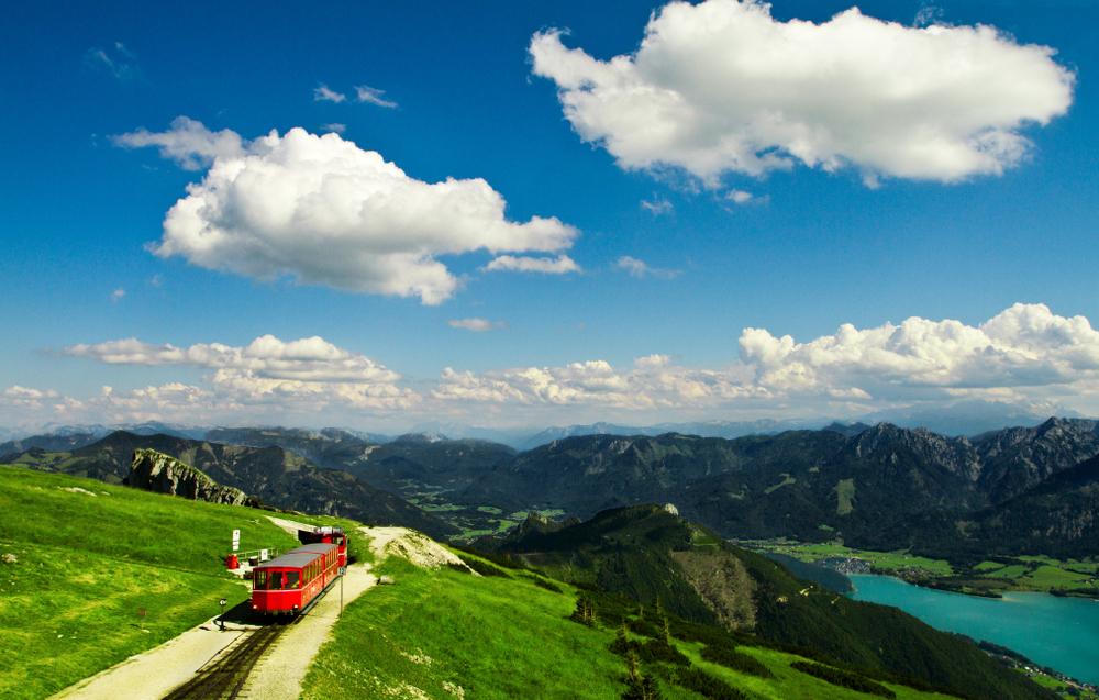 TOP 6 kisvasút Ausztriában