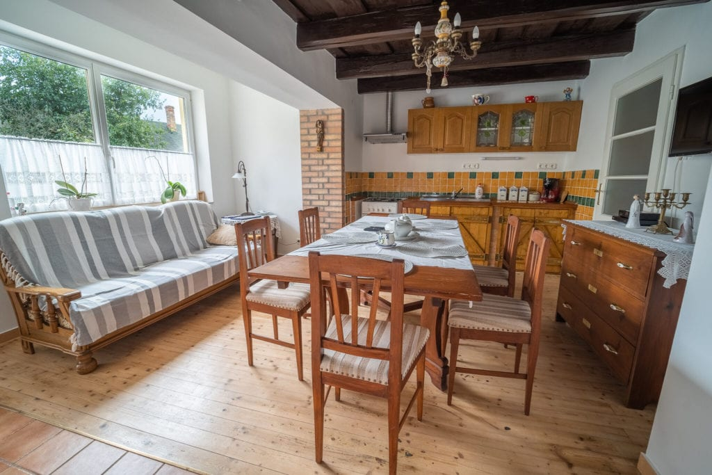 Bájos vendégházak a Vértesben