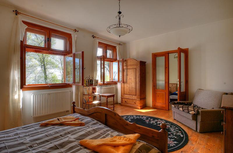 romantikus vendégházak alpokalján