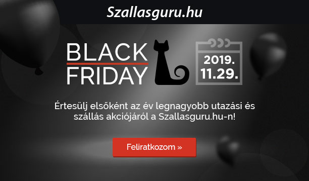 Black Friday Szallasguru.hu