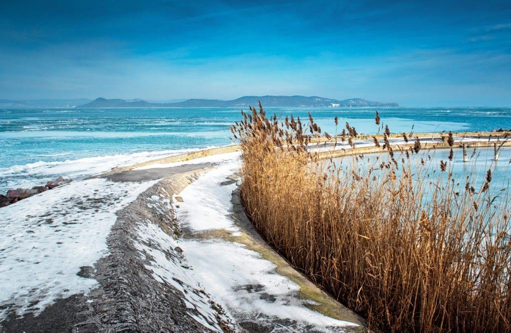 Balatonlellei téli regatták