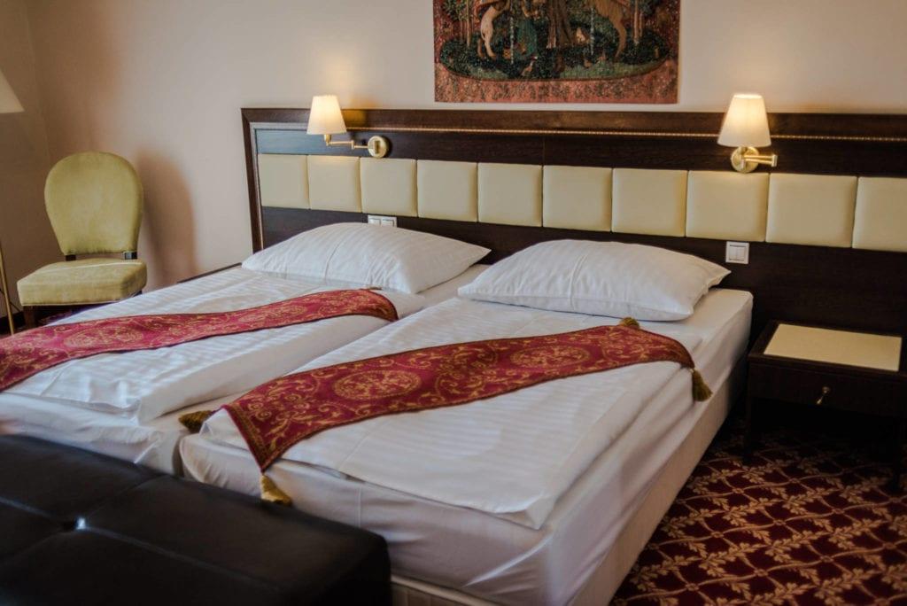 Kristály Imperial Hotel - újévi testi-lelki felfrissülés