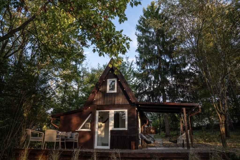 Wood House Parádóhuta